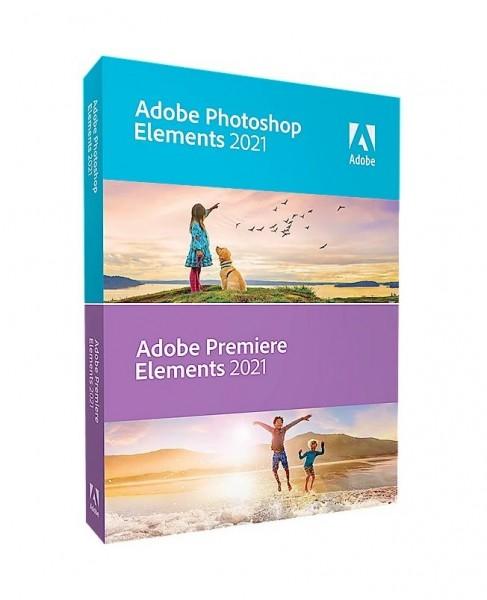 Adobe Photoshop & Premiere Elements 2021 - Windows