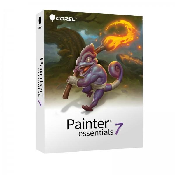 Corel Painter Essentials 7 | Windows / Mac