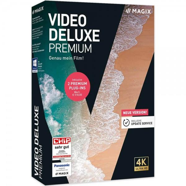 Magix Video Deluxe Premium 2020 - Windows - Download