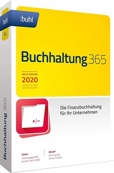 WISO Buchhaltung 365 - Windows - Download