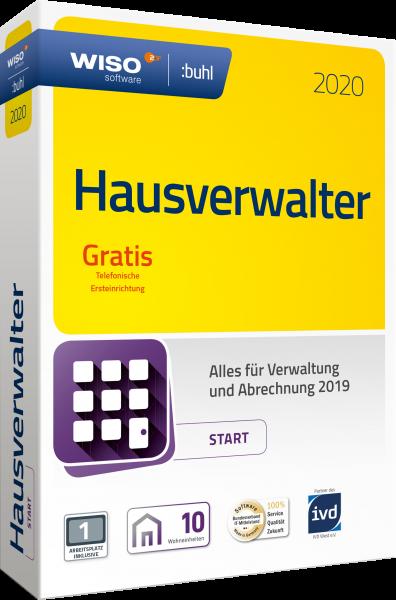 WISO Hausverwalter 2020 Start | Windows | Download