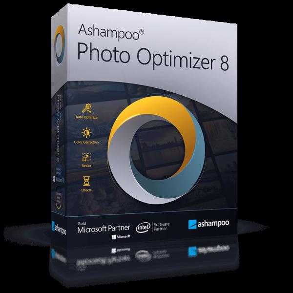 Ashampoo Photo Optimizer 8 | Windows