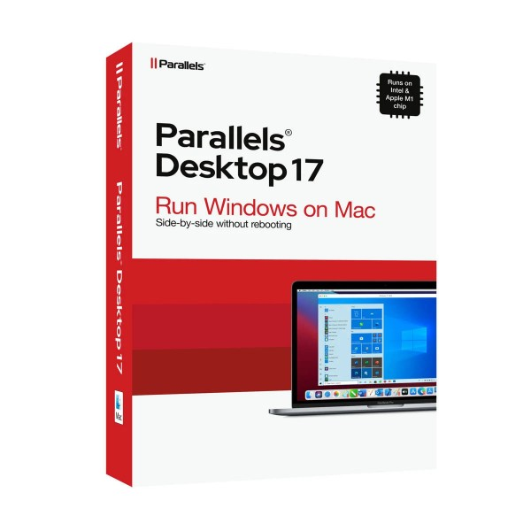 Parallels Desktop 17 Standard für MAC