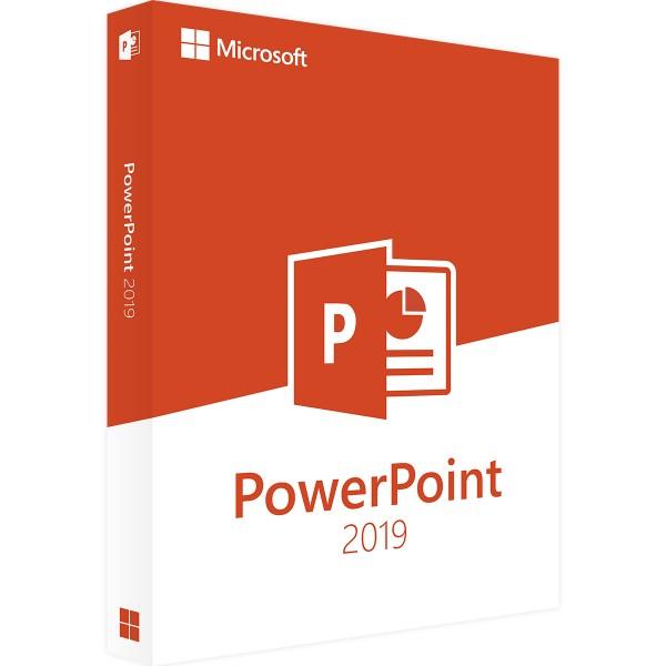 Microsoft PowerPoint 2019 Vollversion | Windows