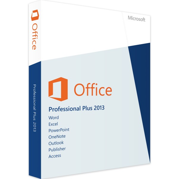 Microsoft Office 2013 Professional Plus | Windows