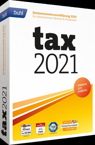 WISO Tax 2021 Steuerjahr 2020 | Windows