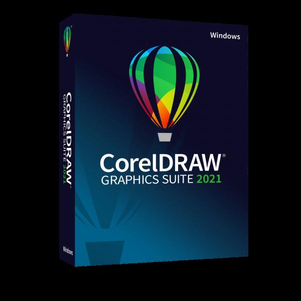 CorelDRAW Graphics Suite 2021 Windows/Mac