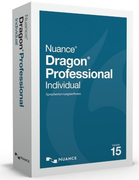 Nuance Dragon Professional Individual 15 | Windows