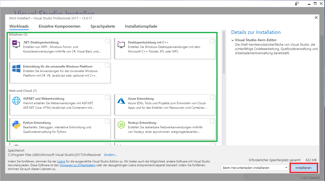 Visual-Studio-17-Schritt4