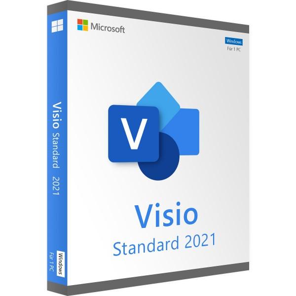Microsoft Visio 2021 Professional Windows