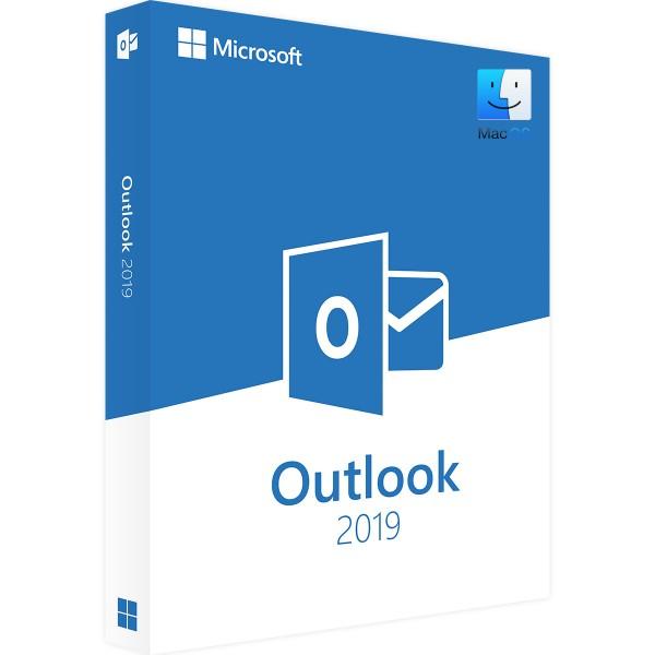 Microsoft Outlook 2019 MAC