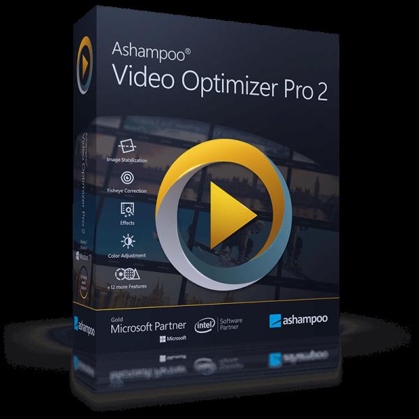 Ashampoo Video Optimizer Pro 2   Windows