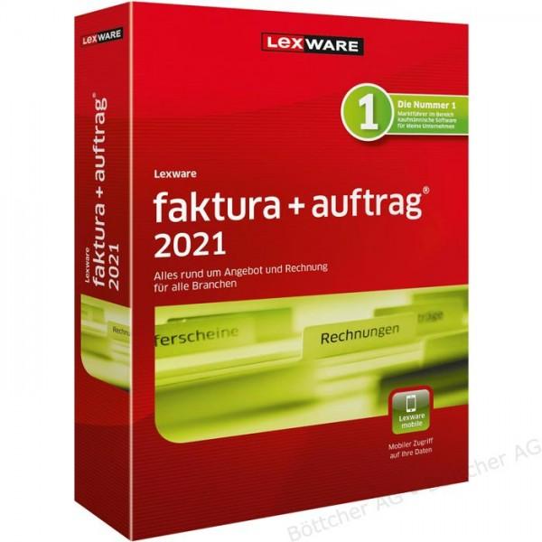 Lexware Faktura + Auftrag 2021 - 365 Tage