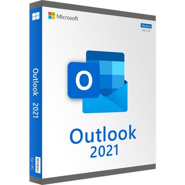 Microsoft Outlook 2021 Windows