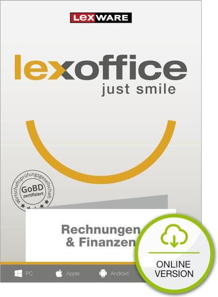 LexOffice Rechnung & Finanzen - 365 Tage - Download