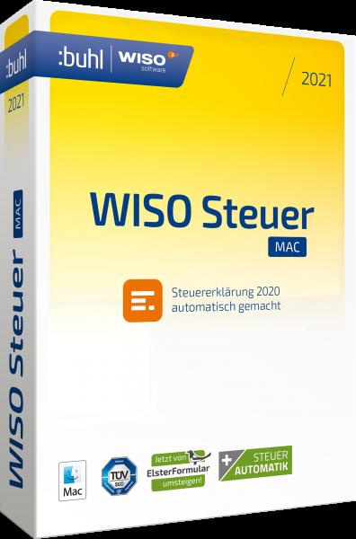 WISO steuer:Mac 2021 Steuerjahr 2020