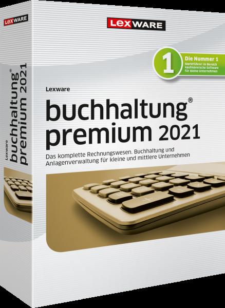 Lexware Lohn + Gehalt Premium 2021 - 365 Tage