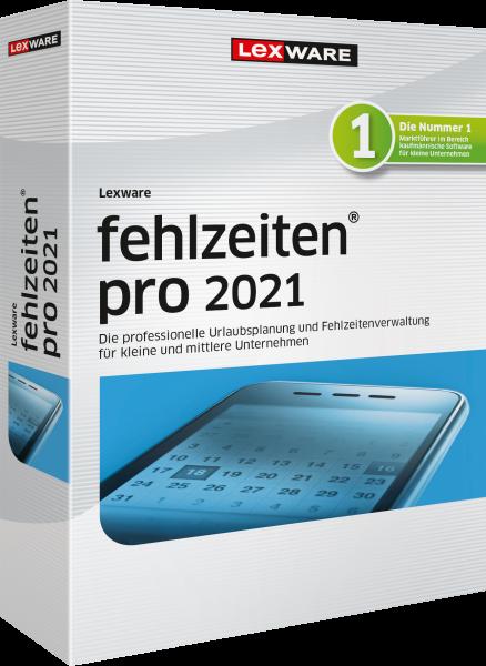Lexware Fehlzeiten Pro 2021   Windows