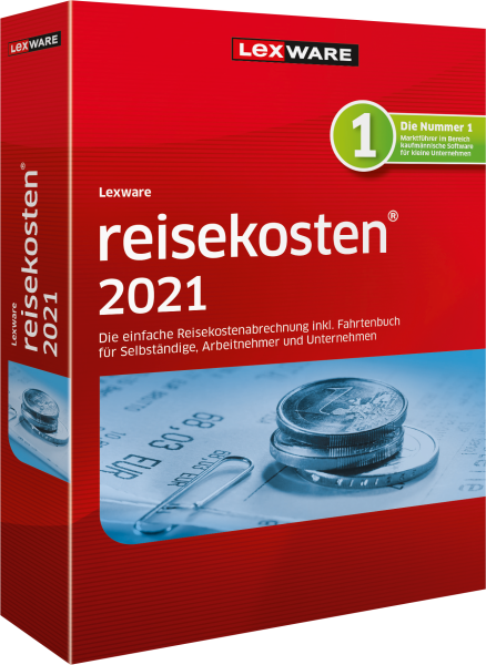 Lexware Reisekosten 2021 | Windows