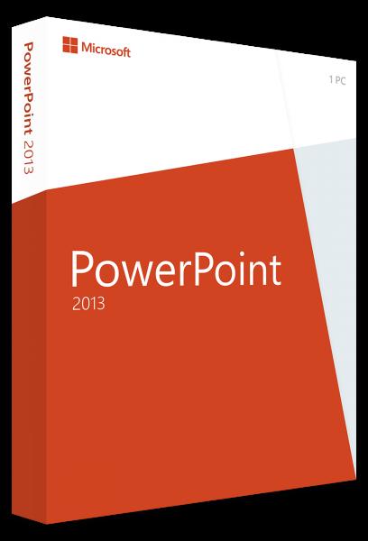Microsoft PowerPoint 2013 Vollversion | Windows