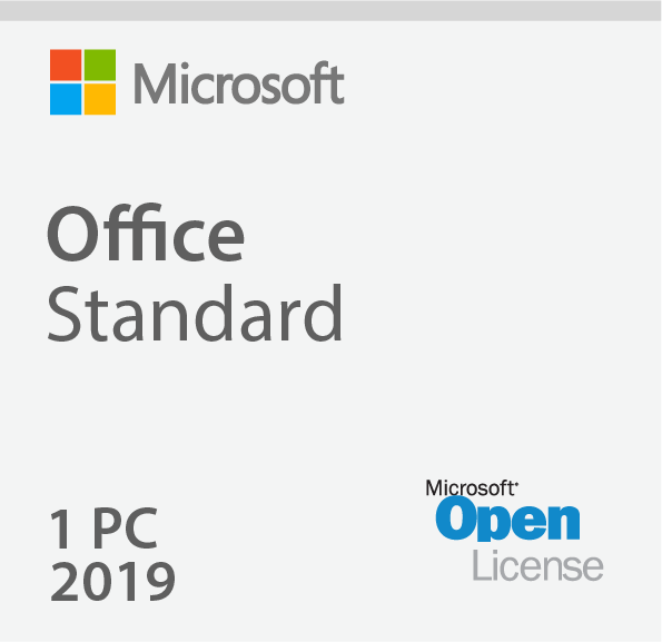 Microsoft Office 2019 Standard Volumenlizenz (MAK)
