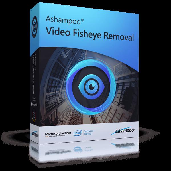 Ashampoo Video Fisheye Removal - Windows
