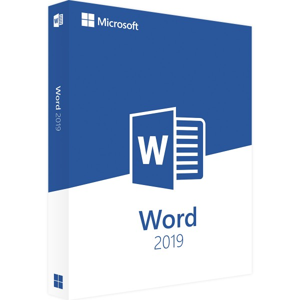 Microsoft Word 2019 Vollversion - 32/64 Bit -Download
