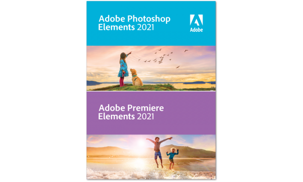 Adobe Photoshop & Premiere Elements 2021 | Windows/Mac