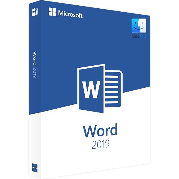Microsoft Word 2019 MAC