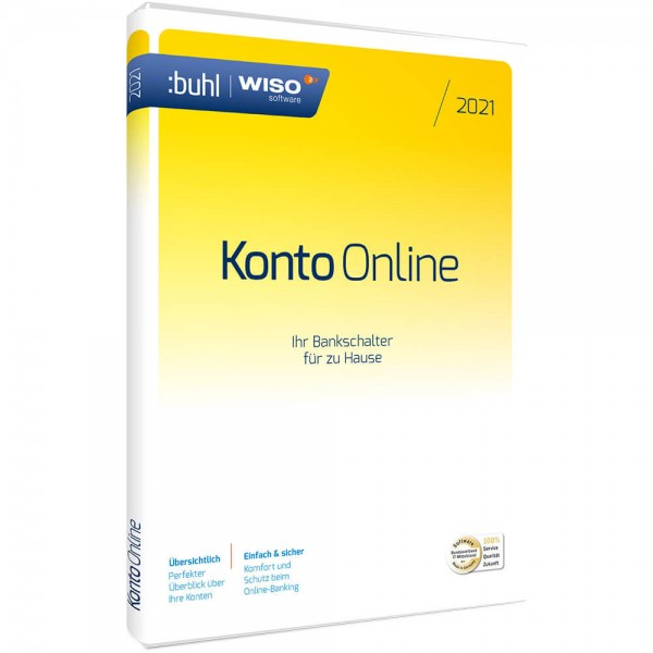 WISO Konto Online 2021 - Windows - Download