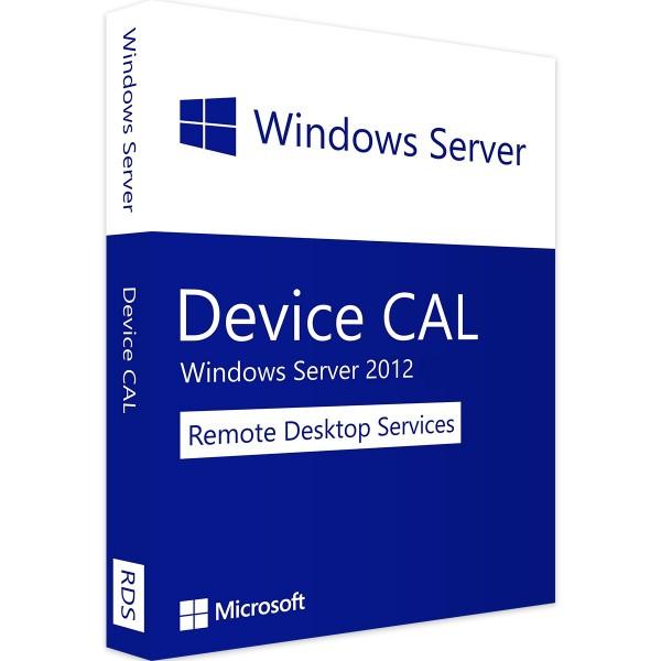 Microsoft Remote Desktop Services 2012 R2 Device