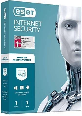 ESET Internet Security 2021 | PC/Mac/Mobilgeräte