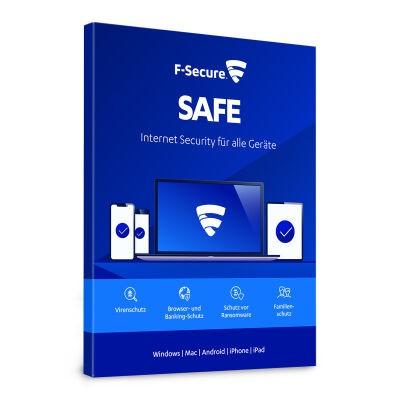 F-Secure Safe 2021 | Multi Device | Download