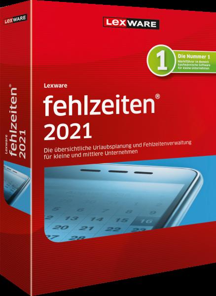 Lexware Fehlzeiten 2021 - Windows