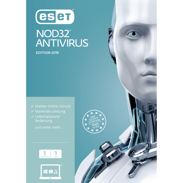 ESET NOD32 Antivirus 2020 Windows