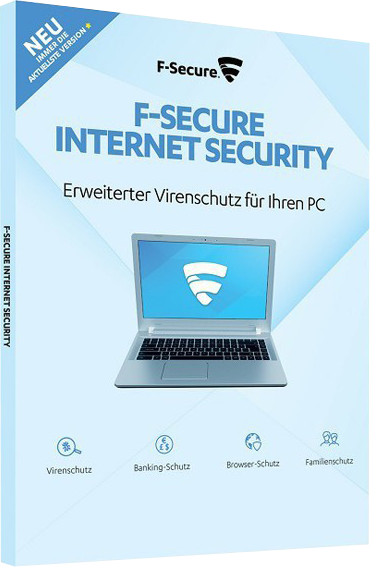 F-Secure Internet Security 2020 | Windows | Download