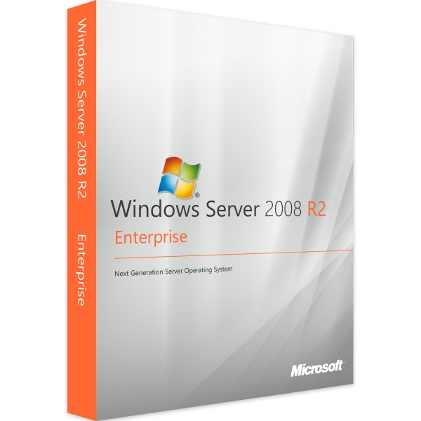 Windows Server 2008 R2 Enterprise - Vollversion - Download