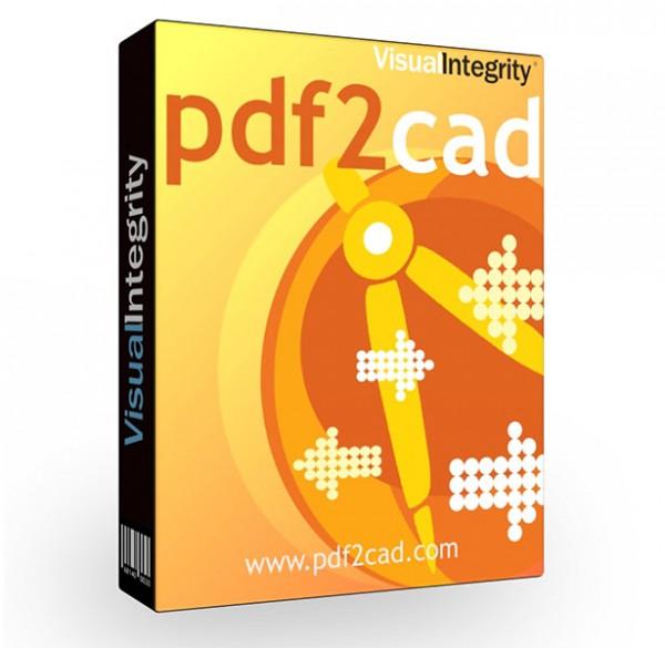 PDF2CAD - Windows