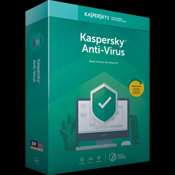 Kaspersky Antivirus 2020 | Download | Windows