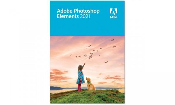 Adobe Photoshop Elements 2021 | Windows/Mac