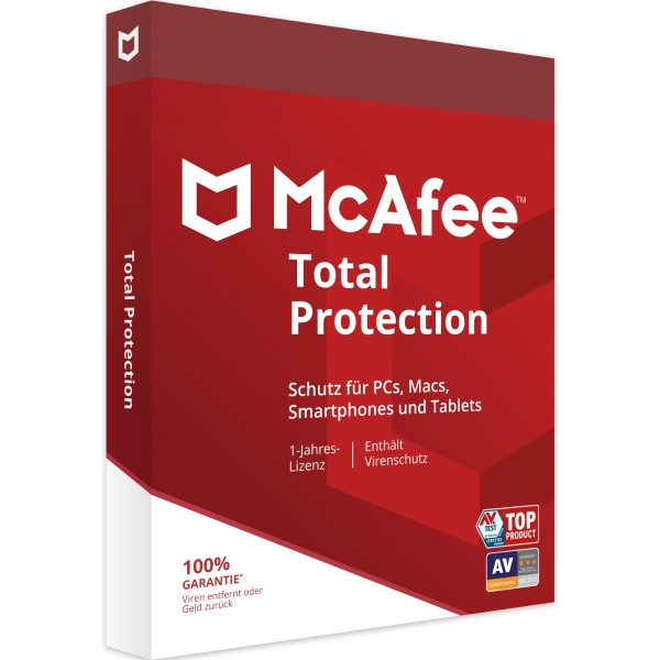 McAfee Total Protection 2020 - Download