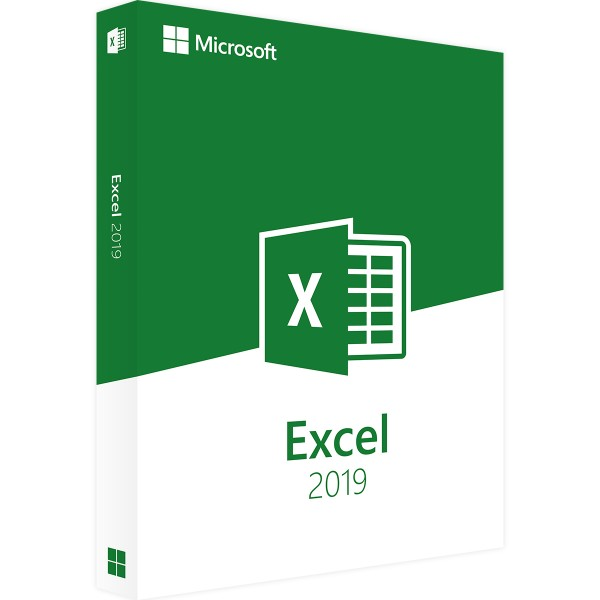 Microsoft Excel 2019 Vollversion - 32/64 Bit - Download