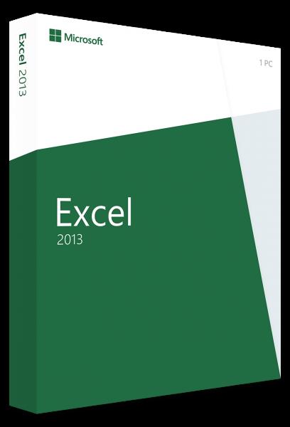 Microsoft Excel 2013 - Vollversion - 32/64 Bit - Download
