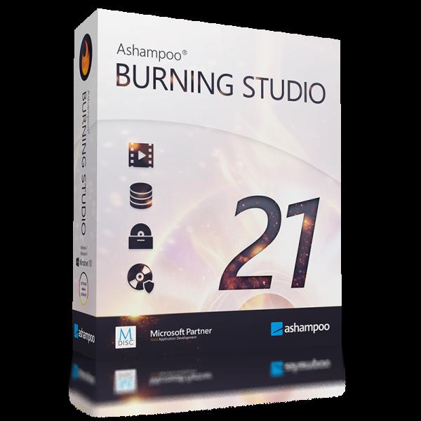 Ashampoo Burning Studio 21 | Windows | Download