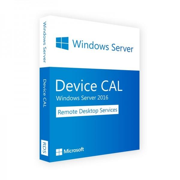 Microsoft Remote Desktop Services 2016 Device
