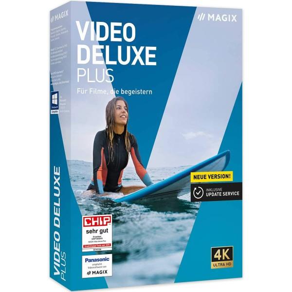 Magix Video Deluxe Plus 2020 - Windows - Download