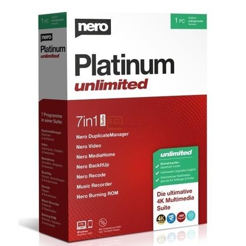 Nero Platinum 2021 Unlimited   Windows