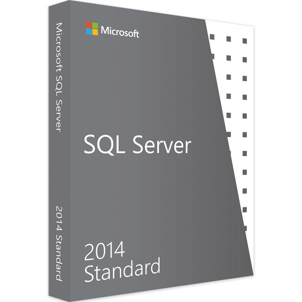 Microsoft SQL Server 2014 Standard 2 Core