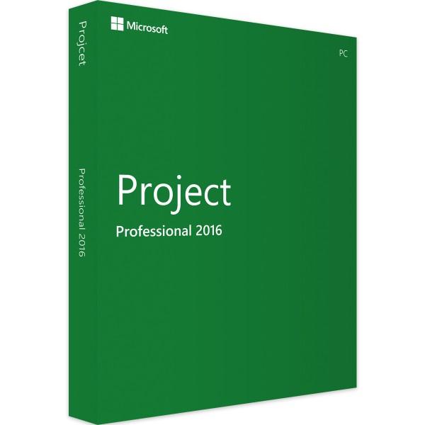 Microsoft Project 2016 Professional Windows | C2R