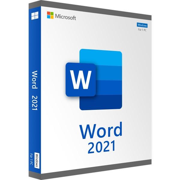 Microsoft Word 2021 Windows